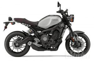 XSR900 (16-)