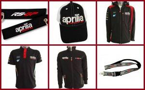 Official Aprilia Merchandise