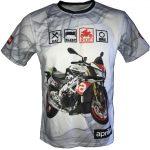Aprilia Tuono v4 Dorsoduro Shiver t-shirt
