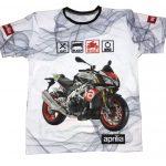 Aprilia Tuono v4 RSV4 1100 Dorsoduro Shiver t-shirt