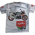 Aprilia Tuono V4 Dorsoduro Shiver shirt