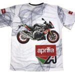 Aprilia Tuono v4 RSV4 Dorsoduro Shiver tshirt